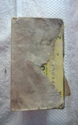 Original Winchester Definitive Proof Loaded Shot Shells 20 GA - 6 of 9