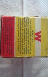 Original Winchester Definitive Proof Loaded Shot Shells 20 GA - 5 of 9