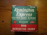 Remington Express 28 Gauge 2 7/8 Length - 1 of 7