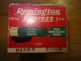 Remington Express 28 Gauge 2 7/8 Length - 2 of 7