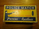 Peters Police-Match 38 Special