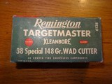 Remington Targetmaster 38 Special