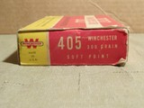 Winchester 405 Ammo for Winchester Model 95 Rifle - 5 of 10