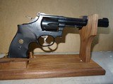 SMITH & WESSON MODEL 17-5 22 LONG RIFLE