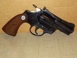 COLT DIAMONDBACK BLUE 2 1/2 BARREL 38 SPECIAL