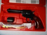 RUGER SINGLE SIX 50TH ANNIVERSITY MODEL NEW IN BOX