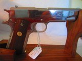 COLT 70 SERIES GOVERMENT MODEL NICKEL 45 ACP - 5 of 9
