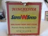 WINCHESTER SUPER SPEED 16GA SHOTSHELLS