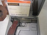 Browning Hi Power 9mm 75th anniversary 1935-2010