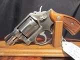 """SMITH & WESSON MODEL 64-2 38 SPECIAL R.B. 2"""" BARREL - 4 of 9"""