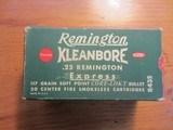 REMINGTON VINTAGE 25 REM AMMO TWO BOXES
