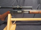 WINCHESTER MODEL 61 PRE WAR WITH WEAVER SCOPE - 1 of 7