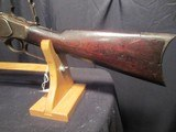 WINCHESTER MODEL 1873 38-40 RB WITH 63B TANG SIGHT - 6 of 11