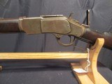 WINCHESTER MODEL 1873 38-40 RB WITH 63B TANG SIGHT - 4 of 11