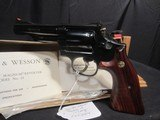 SMITH & WESSON MODEL 19-4 357 MAG W/BOX&PAPERS - 3 of 6