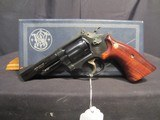 SMITH & WESSON MODEL 19-4 357 MAG W/BOX&PAPERS - 4 of 6