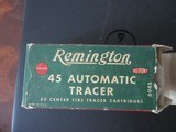 REMINGTON 45 AUTOMATIC TRACER