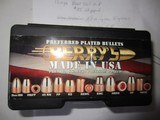 BERRYS PRFERED PLATED BULLETS 45ACP200 GRAIN 452 DIA