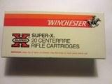 WINCHESTER SUPER-X 25-35 117 GRAIN RN - 1 of 2