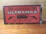 ULTRAMAX AMMUNITION 45 SCHOFIELD 230GR ROUND NOSE
