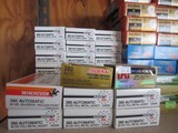 AMMO RIFLE AND PISTOL