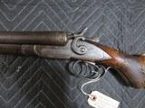 JANSSEN HAMMER SHOTGUN 12GA - 1 of 9