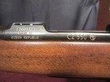 CZ 550 FS 308 WIN CALIBER W/BOXNEW - 6 of 11