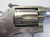 SMITH & WESSON MODEL 67 STAINLESS 38 SPECIAL