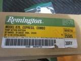 REMINGTON MODEL 870 20GA TWO BARREL SET NEW IN BOX - 2 of 2
