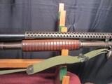 WINCHESTER MODEL 12 12GA COMPOSITE TRENCH GUN - 5 of 18