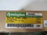 REMINGTON 870 EXPRESS 20 GAUGE COMBO PUMP ACTION SHOTGUN - 3 of 3