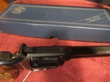 SMITH & WESSON MODEL 14-4 LIKE NEW IN BOX 38 SPECIAL - 7 of 10