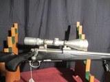 REMINGTON MODEL 700RIFLE 300 WIN MAGWITH LEUPOLD SCOPE - 2 of 6