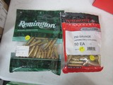 REMINGTON AND WINCHESTER 250-3000 NEW UNPRIMED BRASS