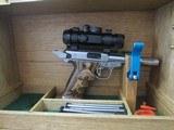 Smith & Wesson Victory .22 LR with Volquartsen Barrel