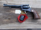 ruger NM single six convertrible 22lr/22mag
