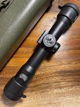 NOS H&K MP5-SD 9MM HENSOLDT ZEISS SCOPE 4x24 - Current Model - 2 of 11