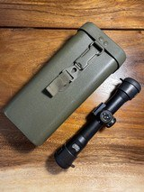 NOS H&K MP5-SD 9MM HENSOLDT ZEISS SCOPE 4x24 - Current Model - 1 of 11