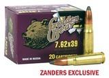 7.62x39 Golden Bear 500 ROUNDS