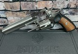 """Ruger GP100 Stainless .357 6"""" barrel - 3 of 7"""