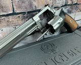 """Ruger GP100 Stainless .357 6"""" barrel - 4 of 7"""