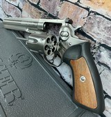 """Ruger GP100 Stainless .357 6"""" barrel - 5 of 7"""
