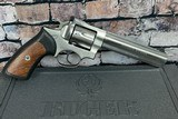 """Ruger GP100 Stainless .357 6"""" barrel - 6 of 7"""