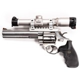 SMITH & WESSON MODEL 629-4 CLASSIC DX