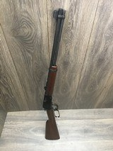 HENRY Classic Lever Action 22 Short,Long,LR American Walnut - 1 of 5