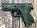 SMITH AND WESSON M&P40C MP40C (WITH NIGHT SIGHTS)