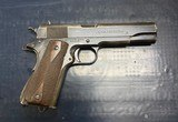 COLT 1911 GOVERNMENT MODEL - 1 of 2