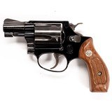 SMITH & WESSON MODEL 37 CHIEFS SPECIAL AIRWEIGHT