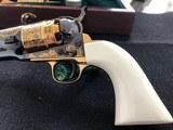 U.S. Historical Society Buffalo Bill Commemorative Colt Model 1860 .44 Caliber Percussion Revolver - 4 of 15