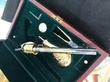 U.S. Historical Society Buffalo Bill Commemorative Colt Model 1860 .44 Caliber Percussion Revolver - 12 of 15